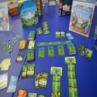 Foto von der Spiel '21: Baumkronen