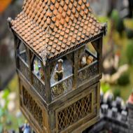 Foto von der Spiel '21: Burgenmodelle - Wachturm