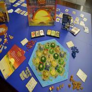Foto von der Spiel '21: Catan 3D-Jubiläumsausgabe