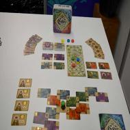 Foto von der Spiel '21: Codex Naturalis