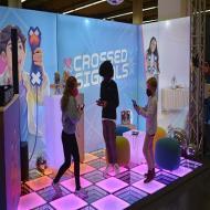 Foto von der Spiel '21: Crossed Signals in Action