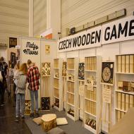 Foto von der Spiel '21: Czech Wodden Games