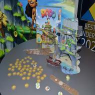 Foto von der Spiel '21: Dodo - erfolgreich beim Deutschen Kinderspielepreis