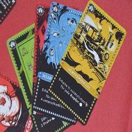 Foto von der Spiel '21: Dreadful Circus - Karten