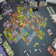 Foto von der Spiel '21: Erune - Aufbau