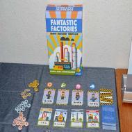 Foto von der Spiel '21: Fantastic Factories