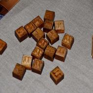 Foto von der Spiel '21: Gutenberg - Druckklötzchen