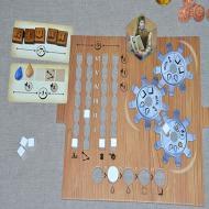 Foto von der Spiel '21: Gutenberg - Tableau