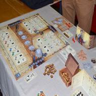 Foto von der Spiel '21: Gutenberg - Materialübersicht