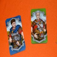 Foto von der Spiel '21: Hadrianswall - Karten