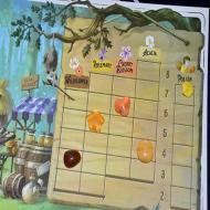 Foto von der Spiel '21: Honey Buzz - Wertungstableau