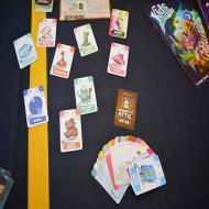 Foto von der Spiel '21: ein Kinderspiel