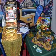 Foto von der Spiel '21: Mankomania und Slotmachine