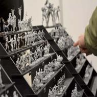 Foto von der Spiel '21: Miniaturen-Auswahl