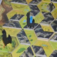 Foto von der Spiel '21: Pachakuna - Lamas