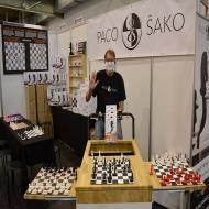 Foto von der Spiel '21: Paco Sako - Schachspiele