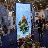Foto von der Spiel '21: Paleo mit Steinzeitambiente