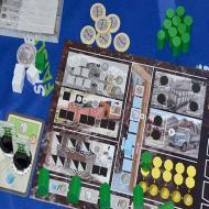Foto von der Spiel '21: Schichtwechsel - Tableau