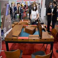 Foto von der Spiel '21: exklusiver Spieltisch für Zuhause