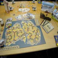 Foto von der Spiel '21: Waste Knights