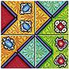 Florentiner Domino (Glück, Verstand & Edelsteine) von