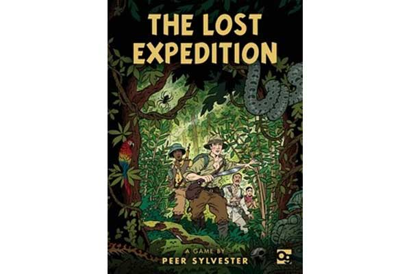 The Lost Expedition - Foto von Osprey Games