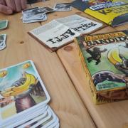Spielmaterial Banana Bandido