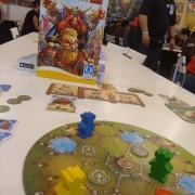 Spielmaterial Clash of Vikings