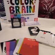 Spielmaterial Color Brain