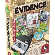 Cover von Evidence von der Edition Spielwiese
