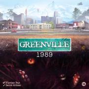 Cover von Greenville 1989