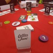 Letter Jam von Czech Games