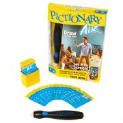 Schachtel und Spielmaterial Pictionary Air