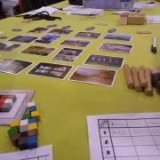 Spielmaterial Pictures von PD Games