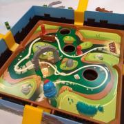 Spielbrett Slide Quest