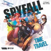 Cover von Spyfall Time Travle