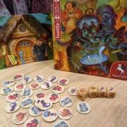 Spielmaterial Tricky Druids