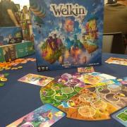 Spielbrett Welkin