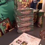 Exemplare des Spiels Wood of Tarnaris von Adellos