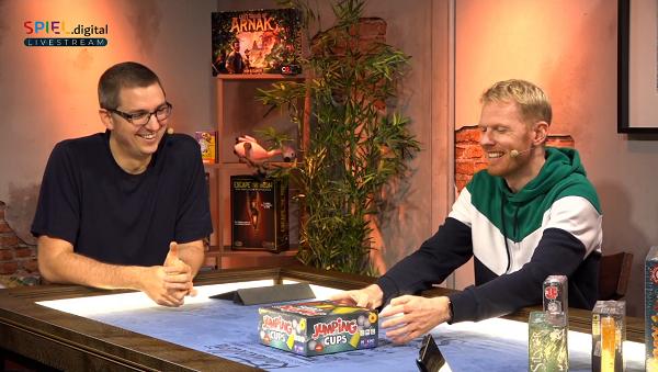 Der offizielle SPIEL.Digital Livestream. Mit dabei Ben vom Brettspielblog, dem zukünftigen Weltmeister im Apnoe-Tauchen. Keiner atmet weniger.