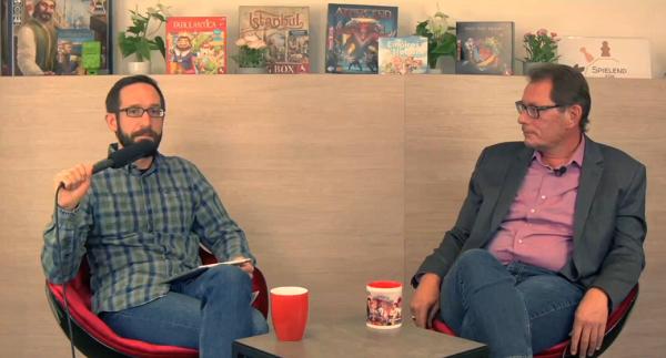 Pegasus Live Stream: Peter Berneiser im Talk mit Stephen King?
