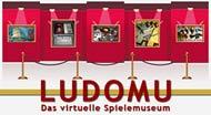 Virtuelles Spielemuseum Ludomu - alte Spiele finden